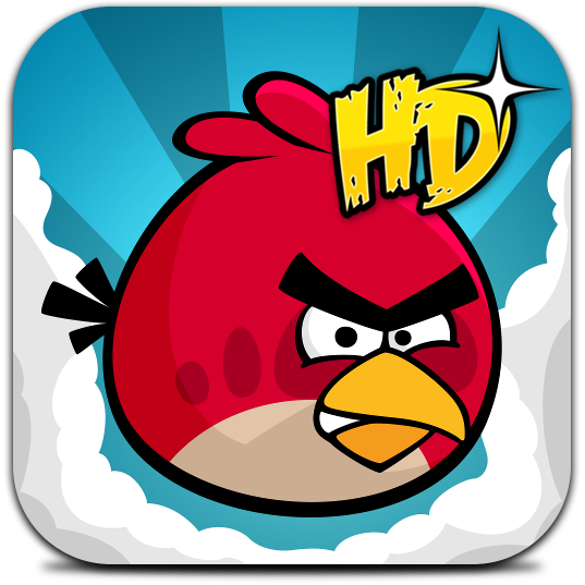 Ícone do Angry Birds HD