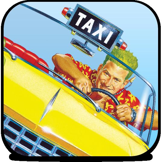 Ícone do jogo Crazy Taxi