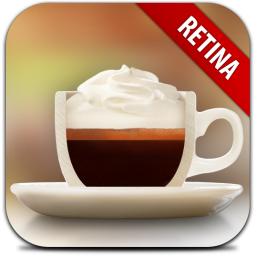 Ícone do Great Coffee App