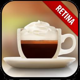 Ícone do Great Coffee App
