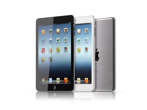 """Mockup"" do ""iPad mini"""