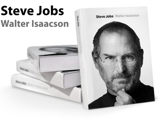 Biografia autorizada de Steve Jobs