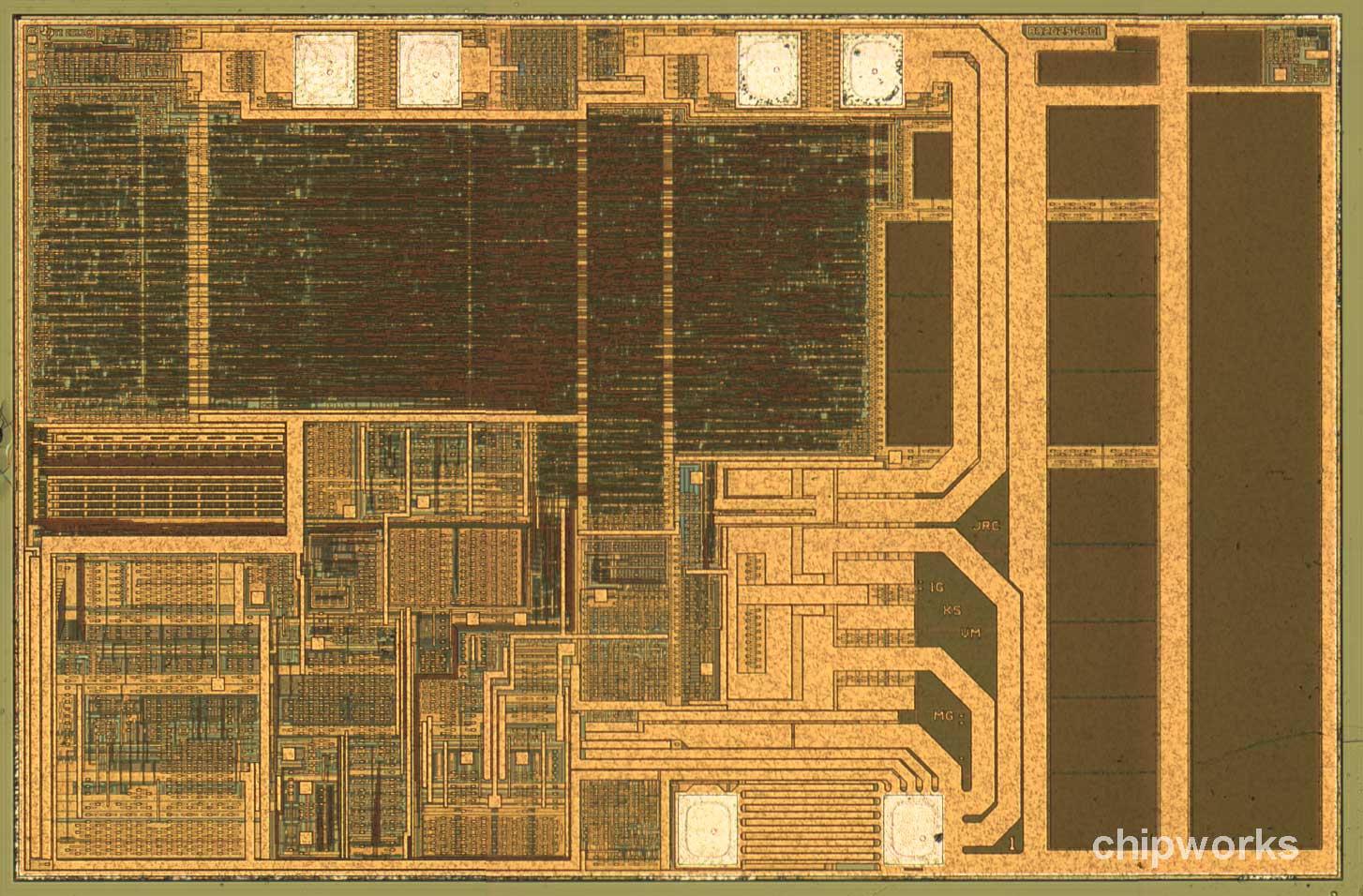 Chip TI BQ2025