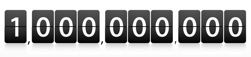 Um bilhão