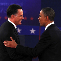 Vídeo do debate entre Rommey e Obama (miniatura)