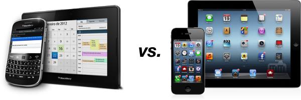 RIM vs. Apple