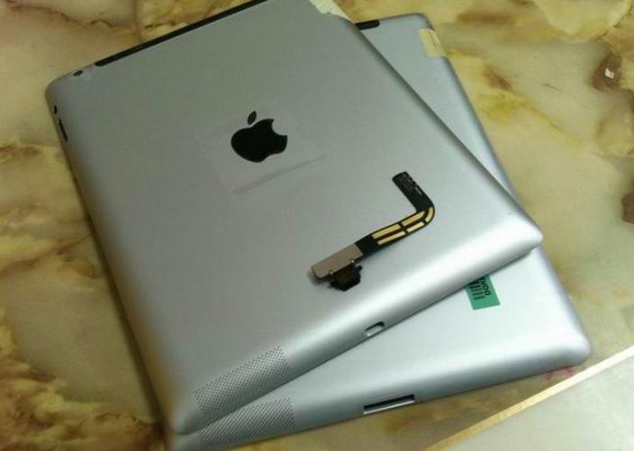 iPad com conector Lightning
