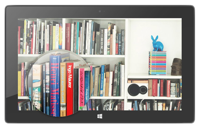 Display do Surface