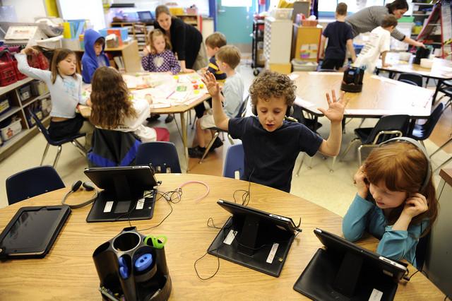 iPad em escolas