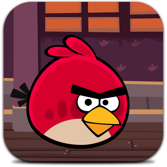 Ícone - Angry Birds Seasons