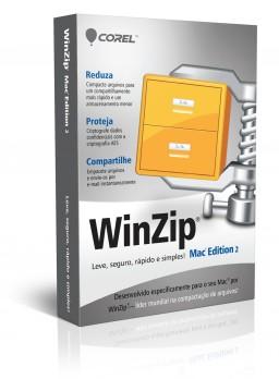 Caixa do WinZip Mac Edition 2