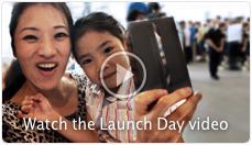 Vídeo do lançamento do iPhone 5