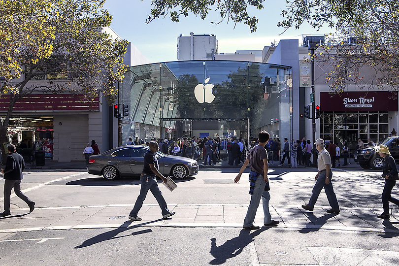 Apple Store, Palo Alto