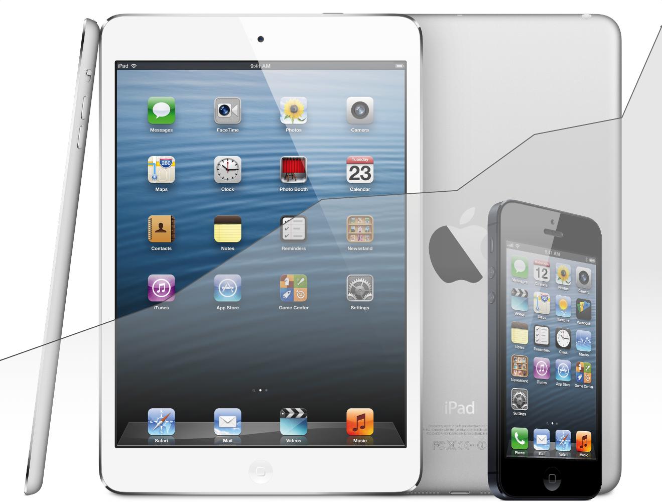Crescimento iPhone e iPad