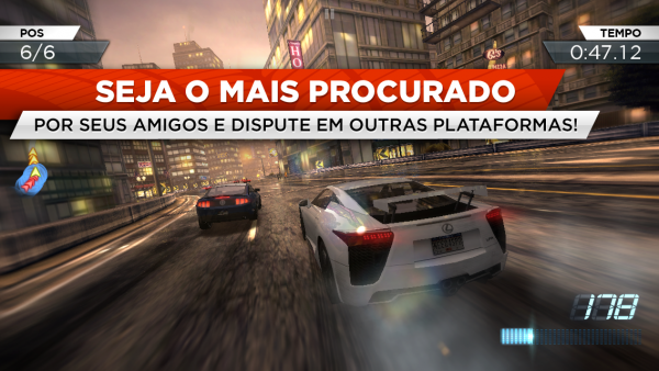 Jogo Need for Speed Most Wanted