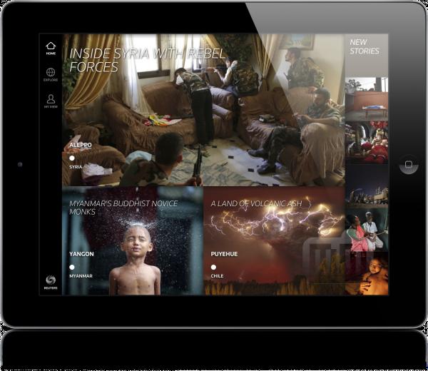 The Wider Image (iPad)