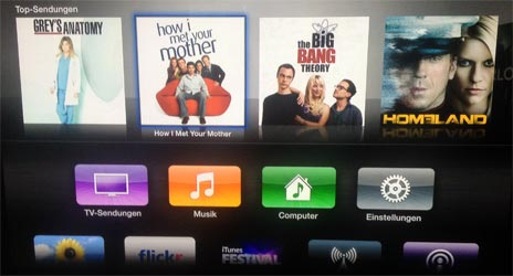 Apple TV na alemanha