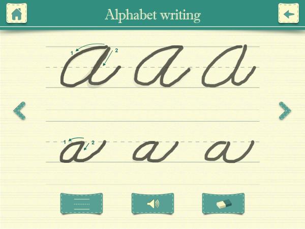 Cursive Writing HD