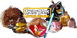 Logo - Angry Birds Star Wars