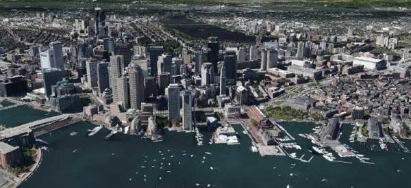 Prédios 3D no Google Earth 7.0