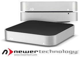 OWC miniStack para Macs mini