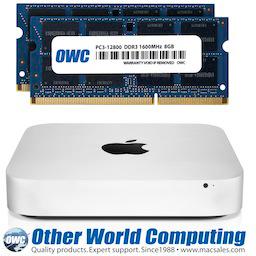 Memória para Macs mini