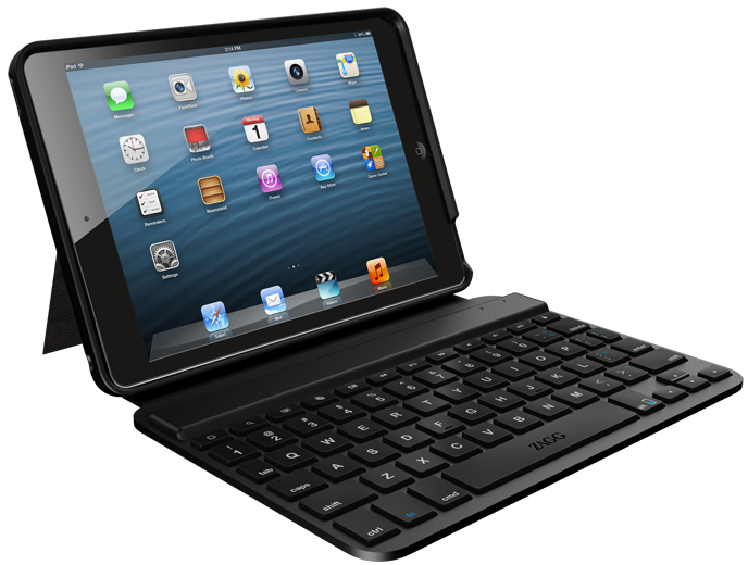 ZAGGkeys MINI 9 com iPad mini