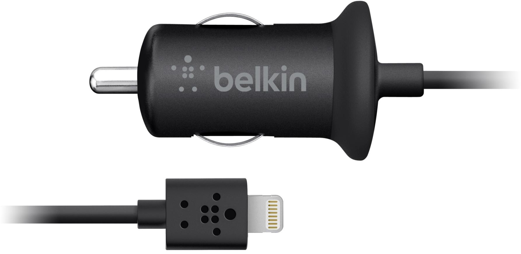 Belkin - Car Charger 2.1 AMP For iPad mini, iPad 4th gen