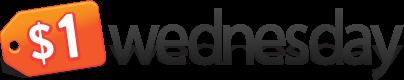 Logo - One Dollar Wednesday
