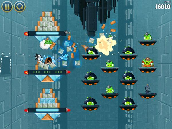 Jogo Angry Birds Star Wars