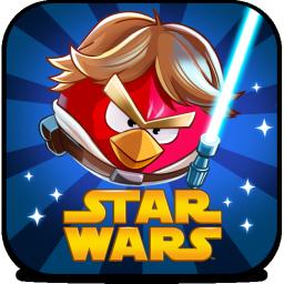 Ícone do jogo Angry Birds Star Wars