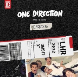 "Álbum ""Take Me Home"", da banda One Direction"