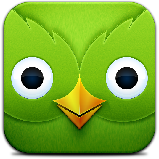 Ícone - Duolingo