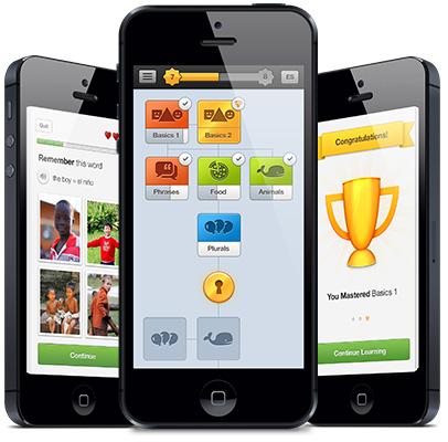 Duolingo (iPhone 5)