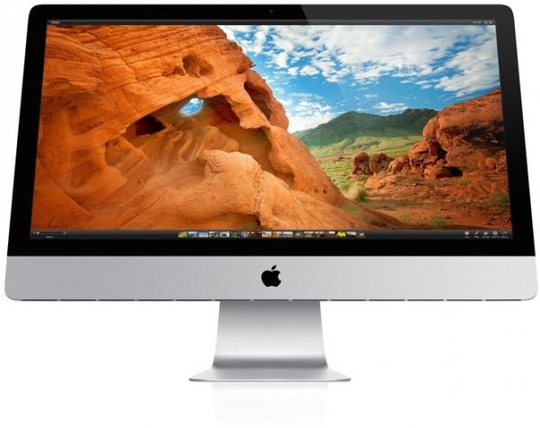 iMac (Final de 2012) de frente