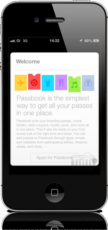 Passbook no iOS 6.1 beta 2