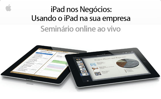 Seminário - iPad nos Negócios