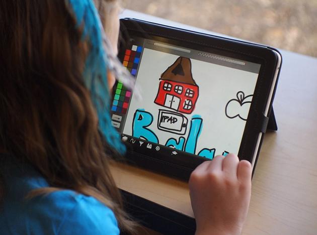 iPad na escola