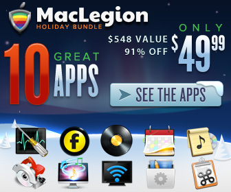 MacLegion Holiday Bundle