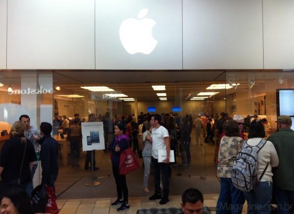 Loja da Apple no Florida Mall
