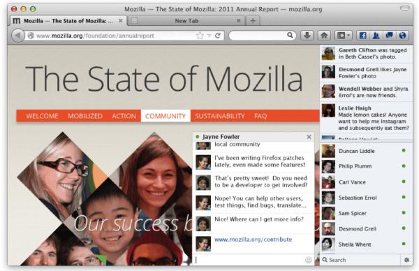 Firefox 17 no Mac
