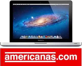MacBook Pro na Americanas.com
