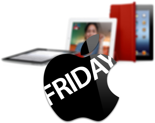 iPads na Black Friday da Apple Brasil