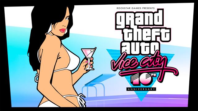 GTA: Vice City 10th Anniversary Edition