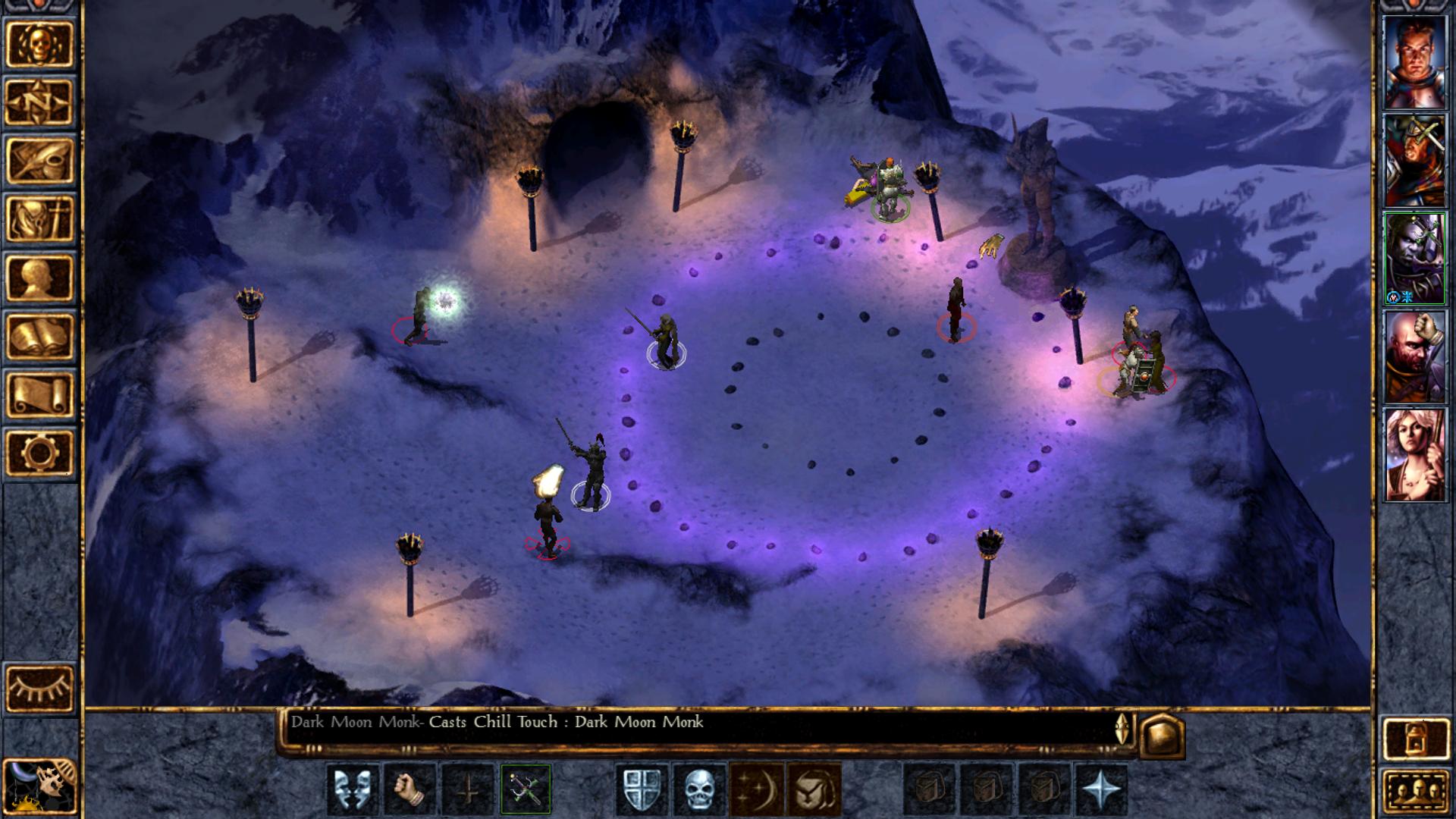 Baldur's Gate: Enhanced Edition para OS X
