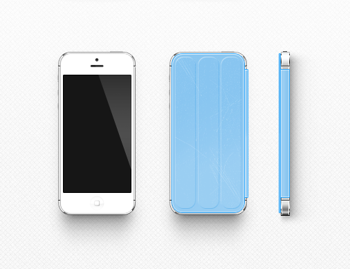 Smart Cover para iPhone