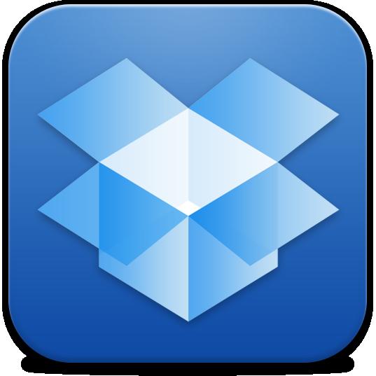 Ícone - Dropbox