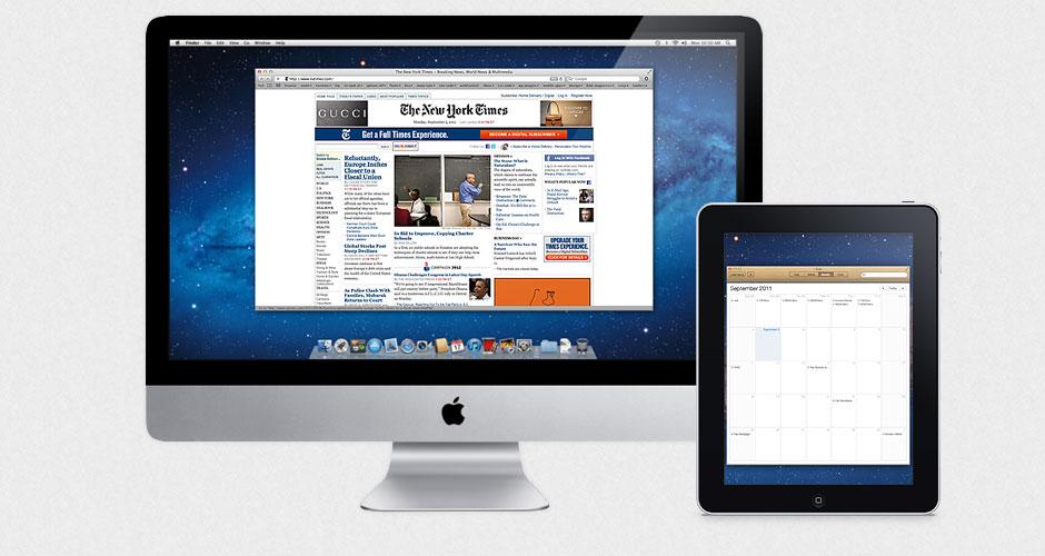 App Air Display (Mac e iPad)