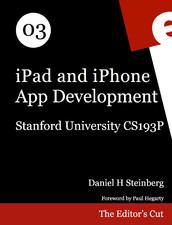 Capa/Ícone - Livro iPad and iPhone Development