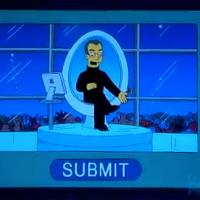 Os Simpsons brincando com (m)Apple e Steve Mobs (miniatura)